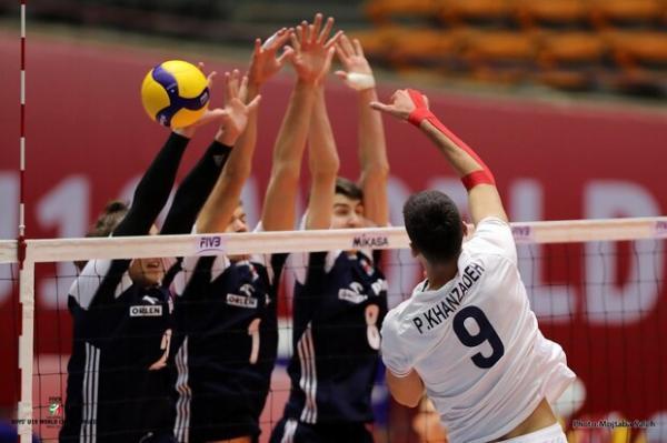 نوجوانان ایران برابر لهستان شکست خوردند، کوشش برای اسم سومی