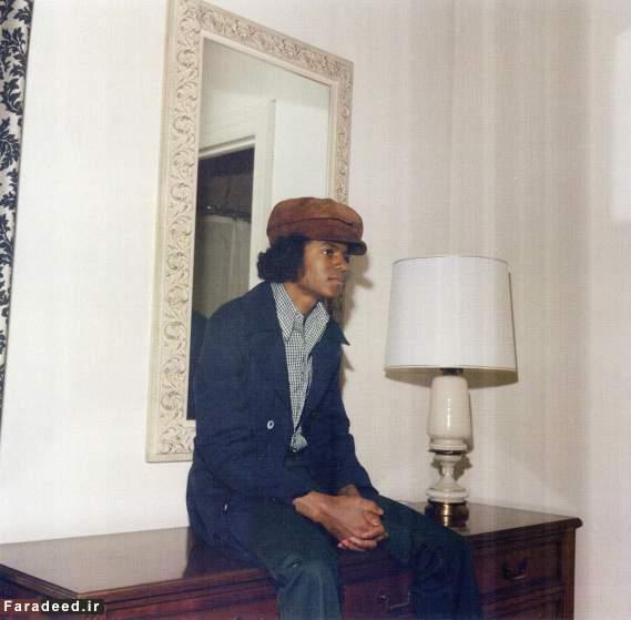 تصاویر، مایکل جکسون در ابتدای معروفیت