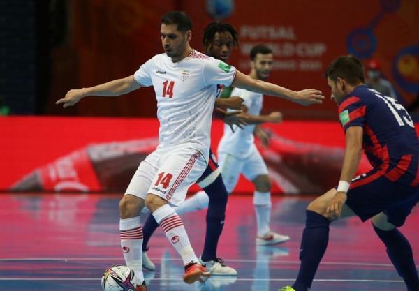 جام جهانی فوتسال، پاداش شکست آمریکا به ملی پوشان ایران پرداخت شد